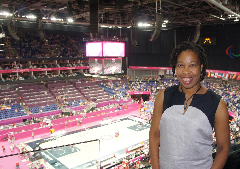 At Paralympics wheelchair basketball final