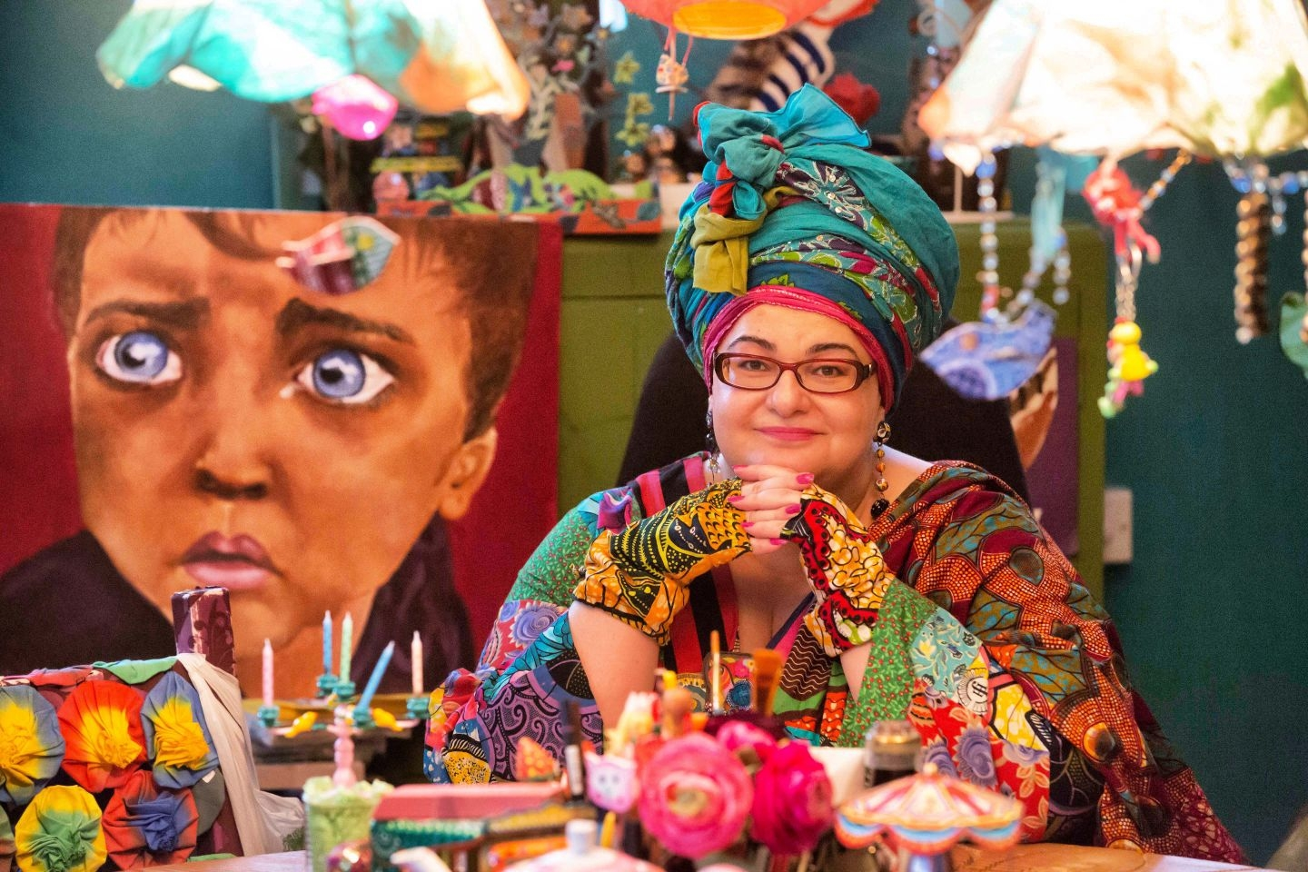 Camila Batmanghelidjh and Kids Company