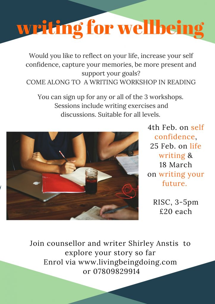 writing and wellbeing