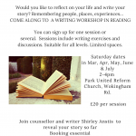 write your story2019-2