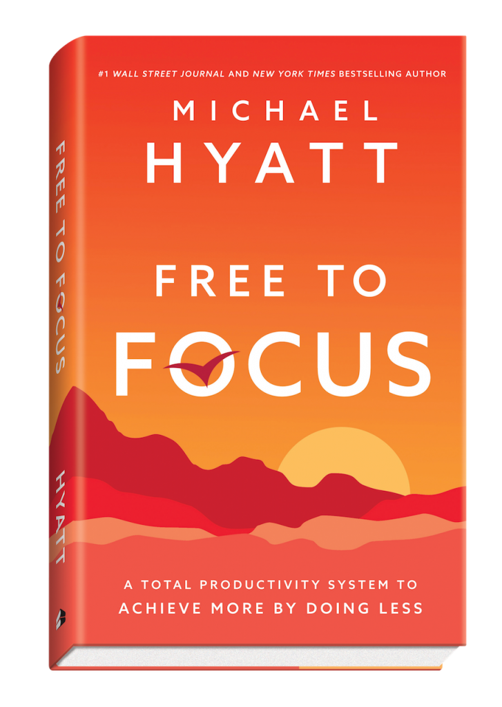 How to be free to focus